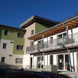 Nuovo edificio residenziale a Induno Olona (VA)