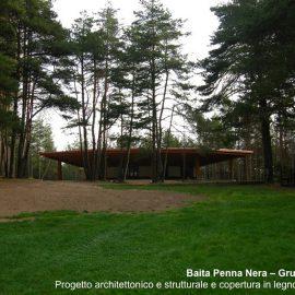 Baita Penna Nera – Grumes (TN)