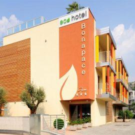 Progetto Ecohotel Passivo a Torbole (TN)
