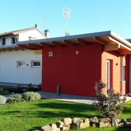 Progetto Casa unifamiliare a Mortegliano (UD)