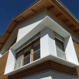 Realizzazione abitazione Passivhaus a Roncone (TN)