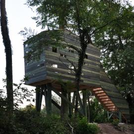 Progetto Casa sull'albero Wwf