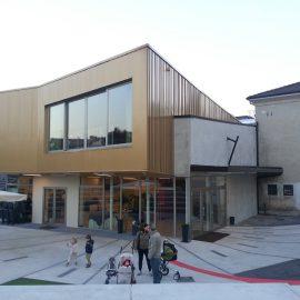 Progetto Auditorium Malo (VI)
