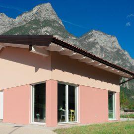 Progetto casa unifamiliare a Ospedaletto