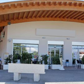 Progetto centro commerciale Aranova (RM)