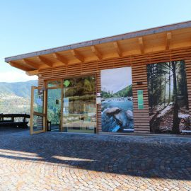 Progetto info point – Val di Cembra (TN)