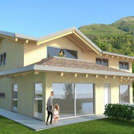 Nuova casa unifamiliare a Santorso (VI)